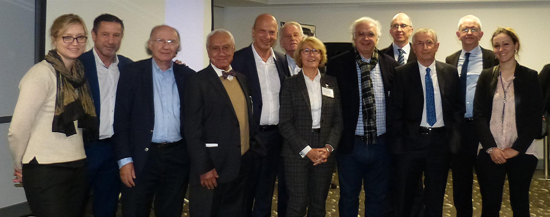Bureau 2019-2021 , Comité directeur SFMCP